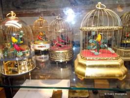 Pasărele mecanice