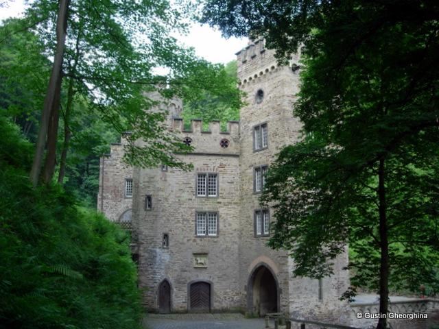 Turn de observație și apărare