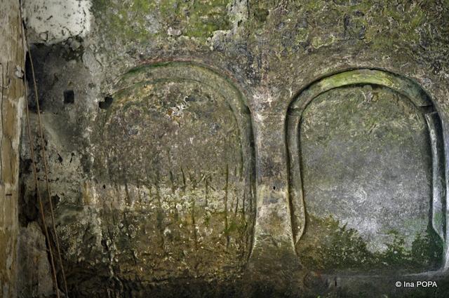 Peretii unui posibil monument Unesco
