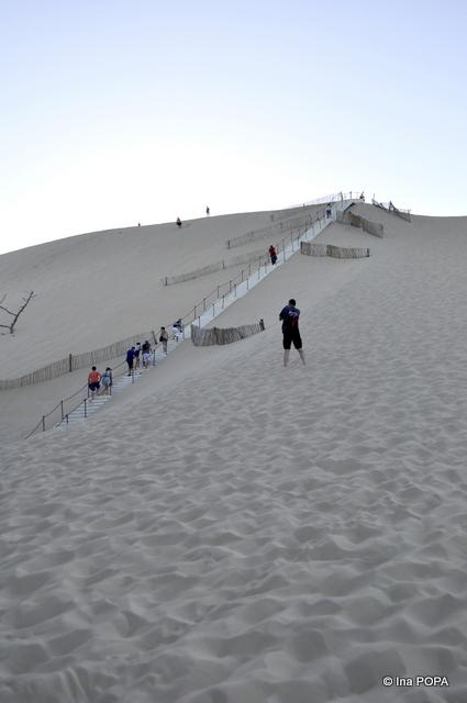 la baza dunei