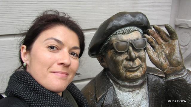 Mi-am facut un prieten in Stockholm