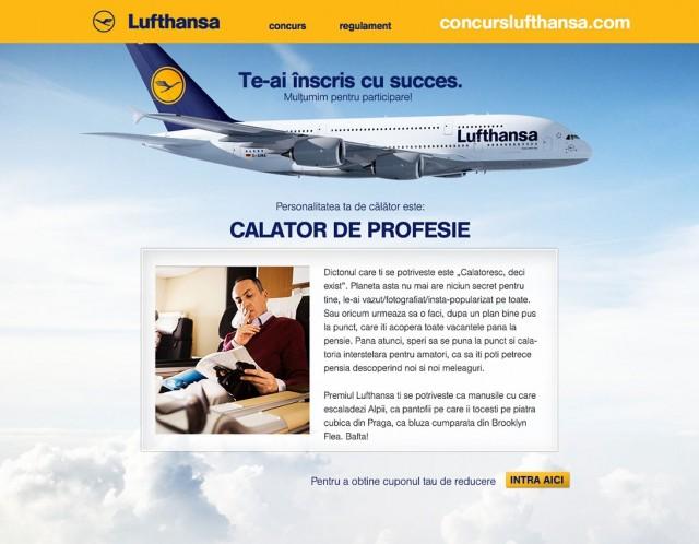 Lufthansa Roxana