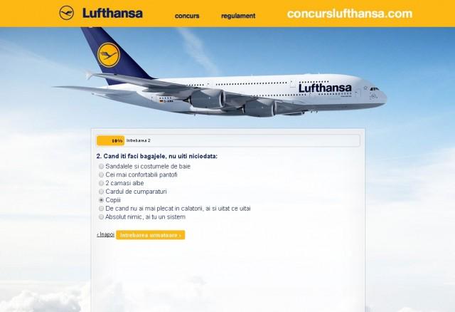 Test Lufthansa