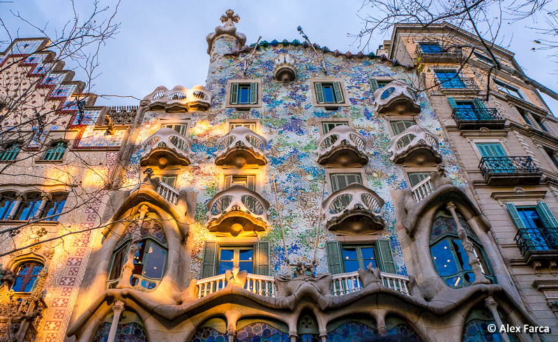 Barcelona - Casa Batlo