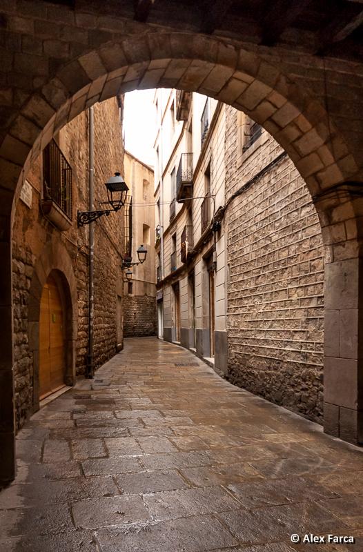 Barcelona, Cartierul Gotic