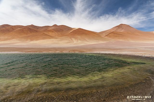 Chile. Deşertul Atacama