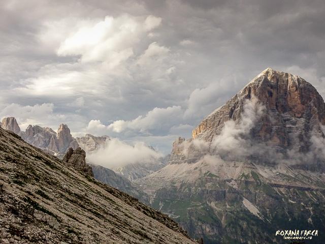 Dolomiti, munti si nori