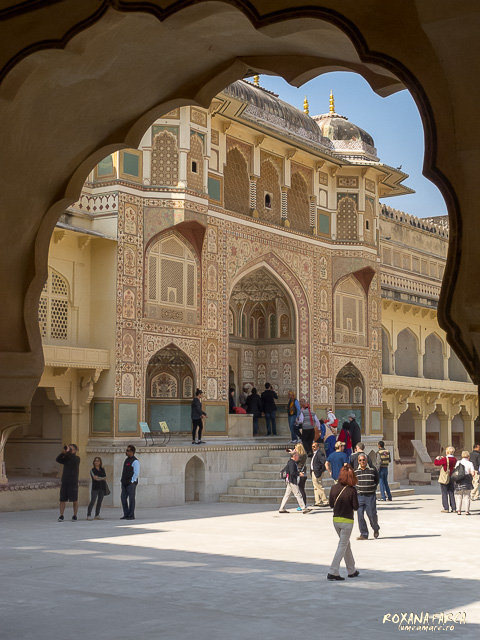 India Amer Fort_0541