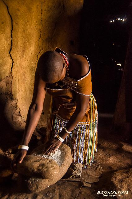 Tanzania, tribul Datoga