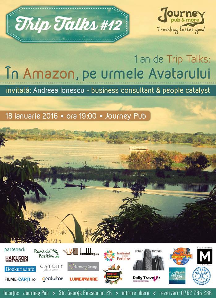 Trip Talks Amazon
