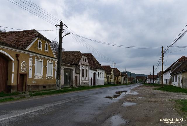 Drumul prin Richis