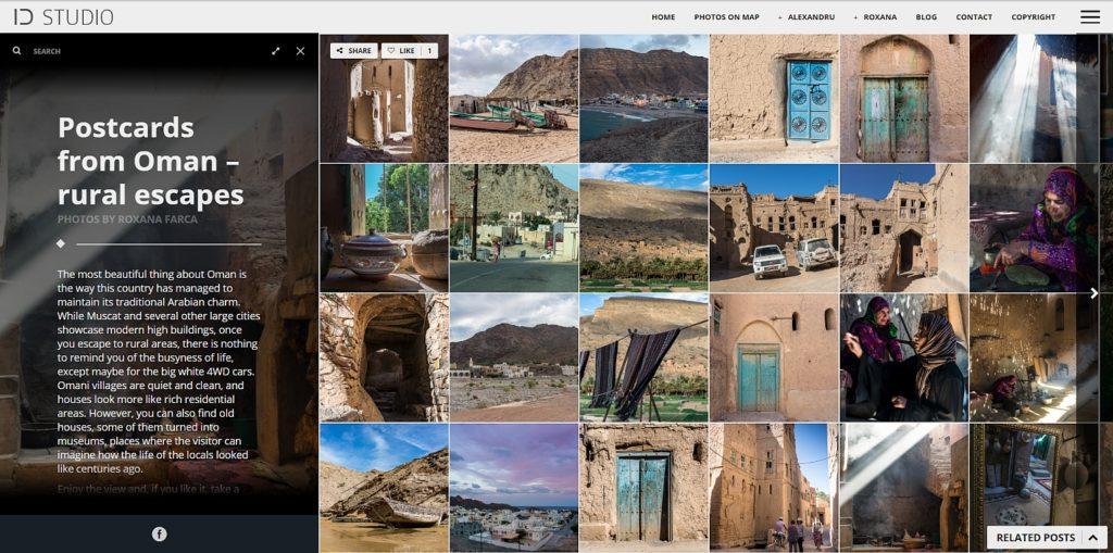 ID Studio Oman rural