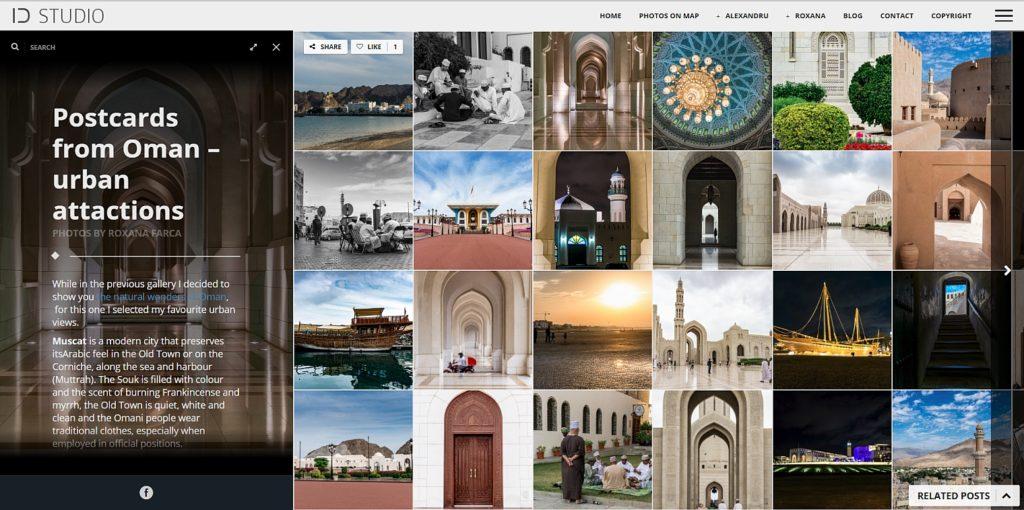 ID Studio Oman urban