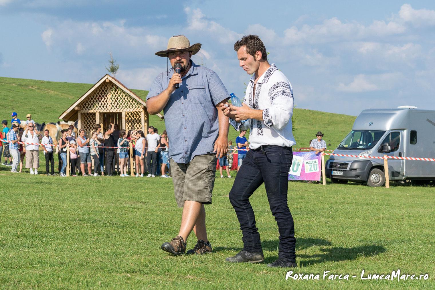 Miron Bococi și Ionuț Popescu la Haidook Summer Fest