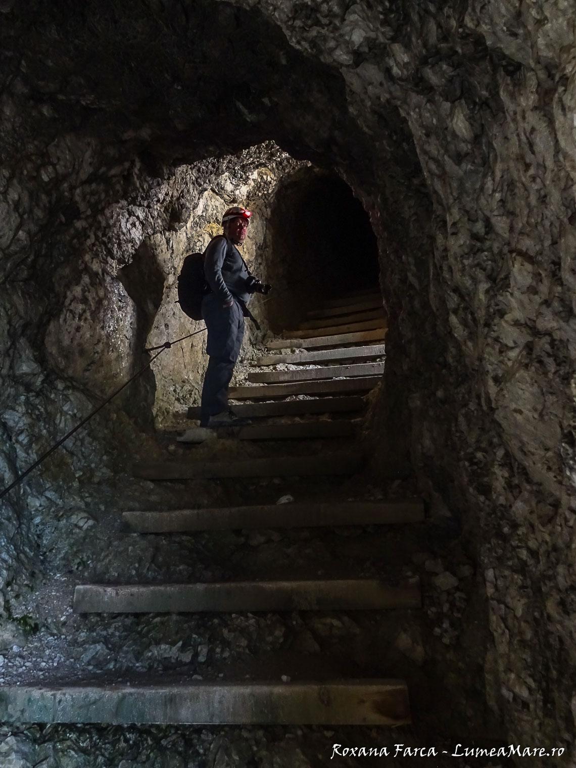 Tunel Lagazuoi