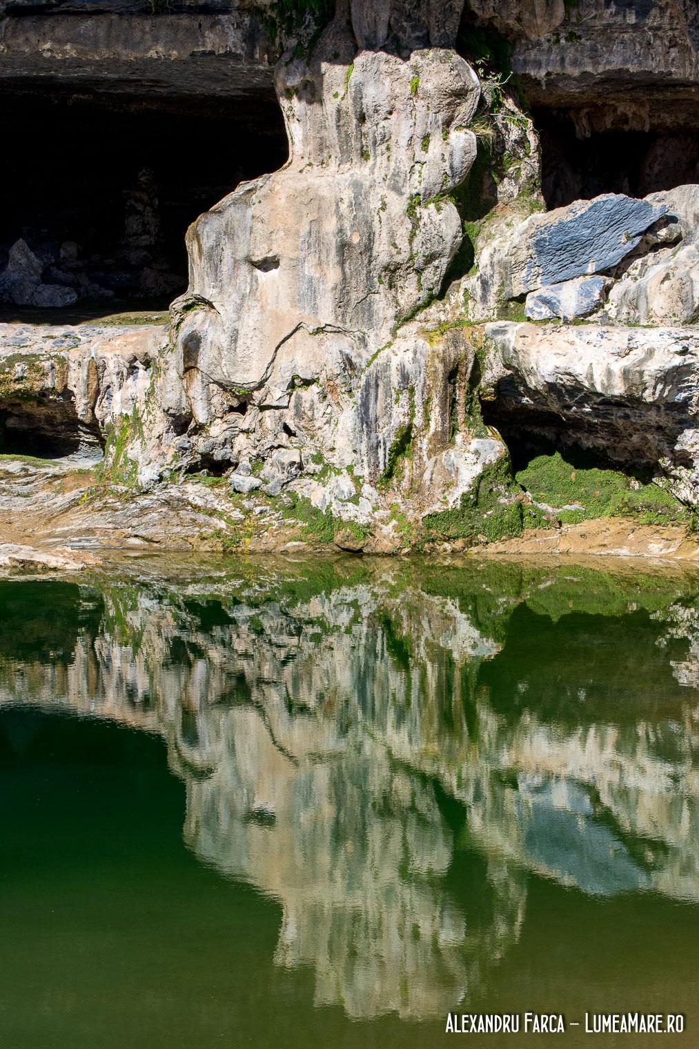 Lacul oglindă