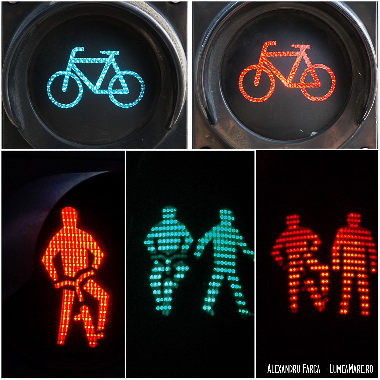 Smafoare pentru pietoni și bicicliști