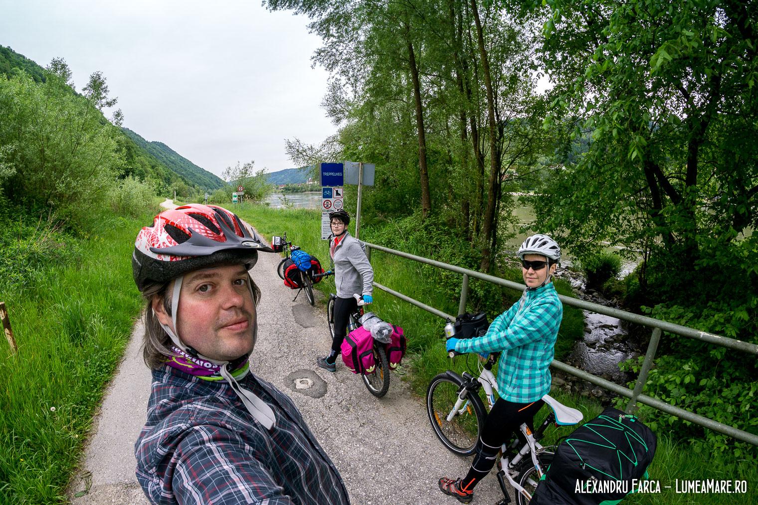 Intrarea în Austria
