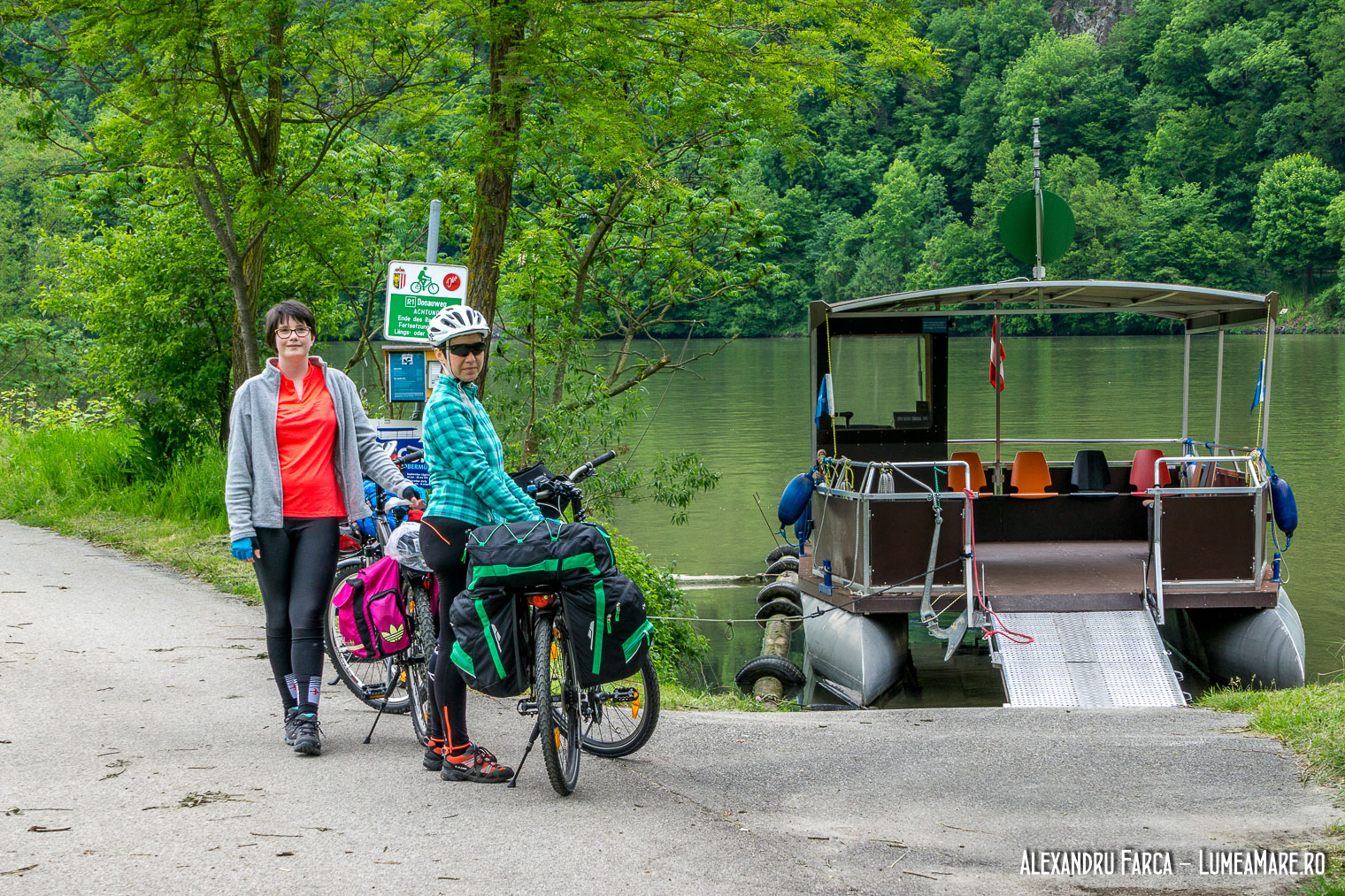 Feribot pentru biciclete