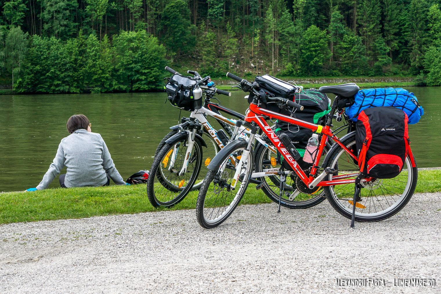 Donauradweg Ottensheim - Kaiserhof