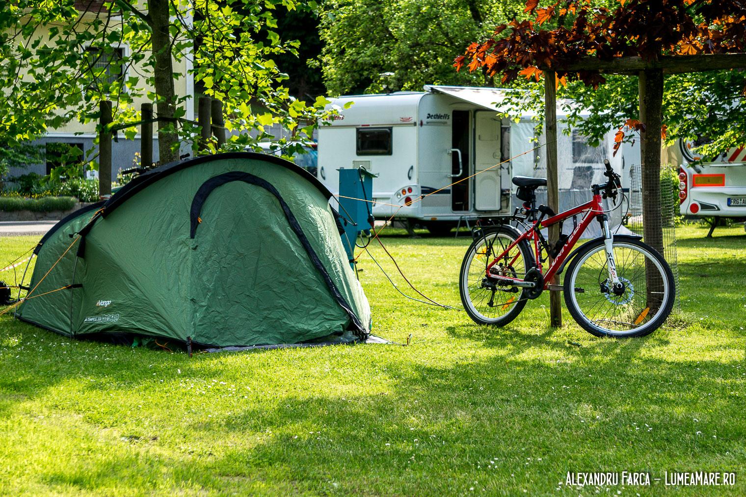 Kaiserau camping