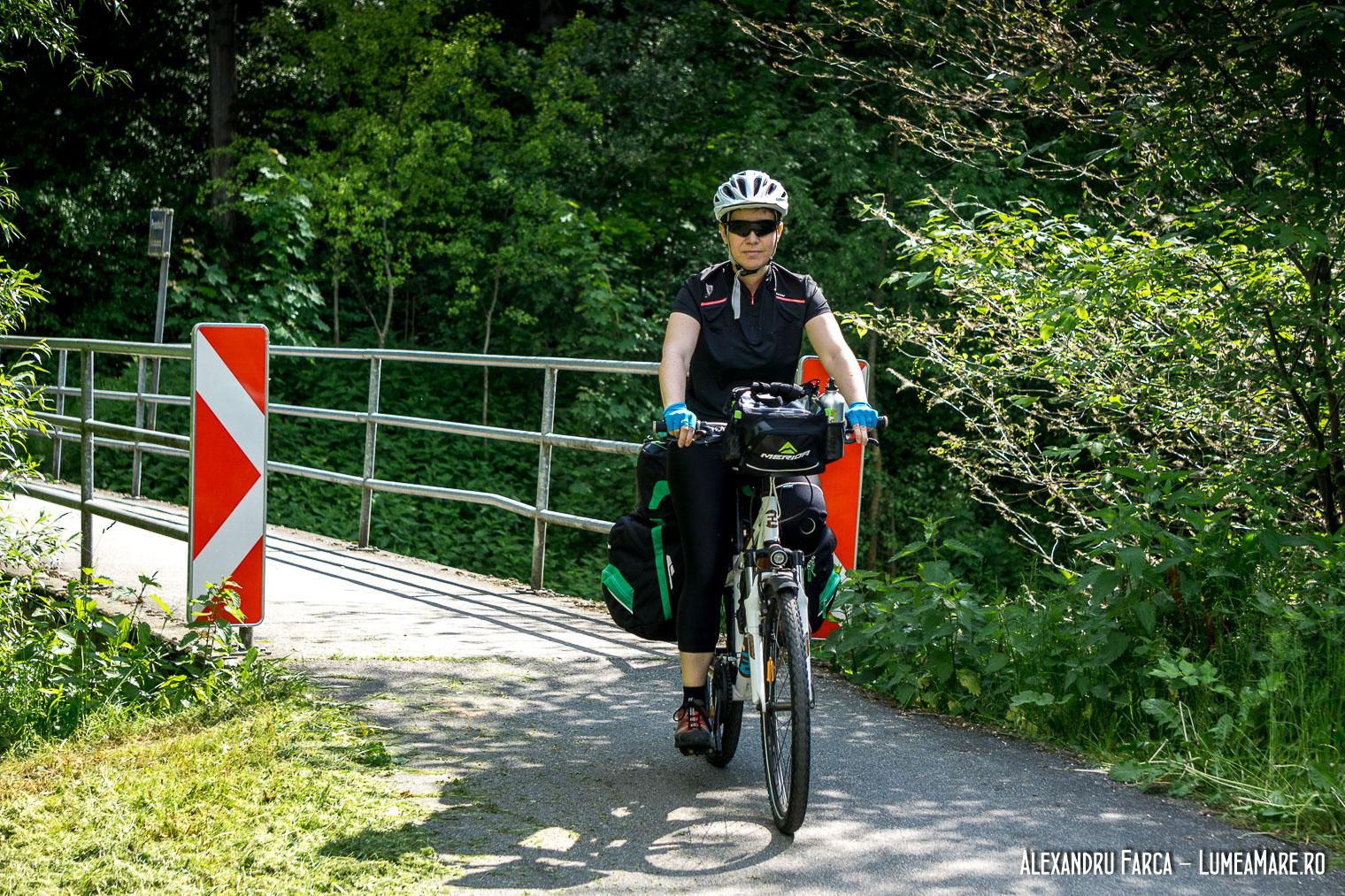 Donauradweg Feldkirchen to Ottensheim