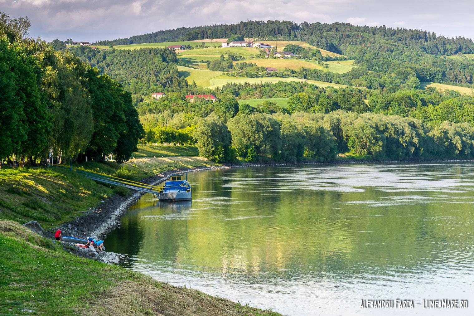 Donauradweg - Ottensheim