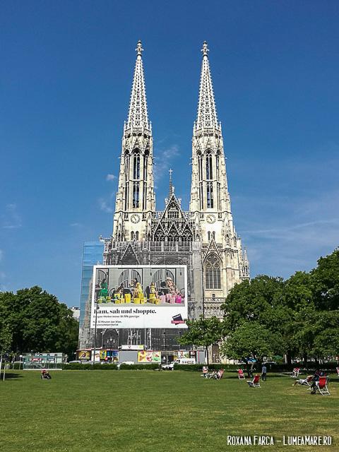 Parcul Freud, lângă Votivkirche