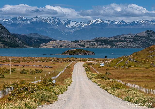 Patagonia Aysen Rio Tranquilo și Lago General Carrera