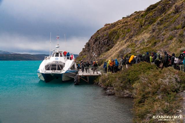 Catamaran Torres del Paine