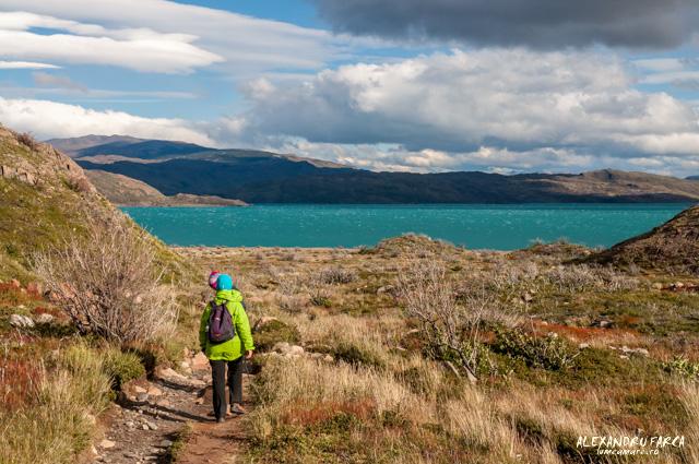 Trekking în Torres del Paine, W Trek