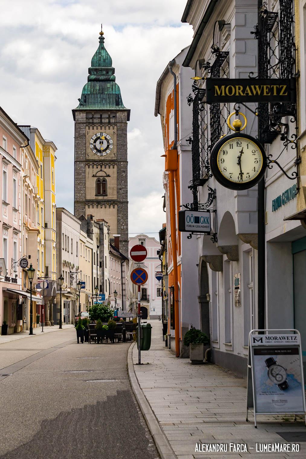 Enns, orașul istoric