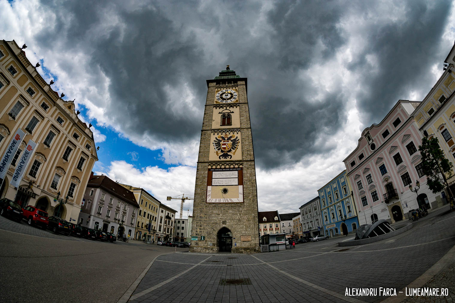 Turnul din Enns