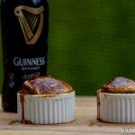 Plăcinta irlandeza cu vita si bere Guinness