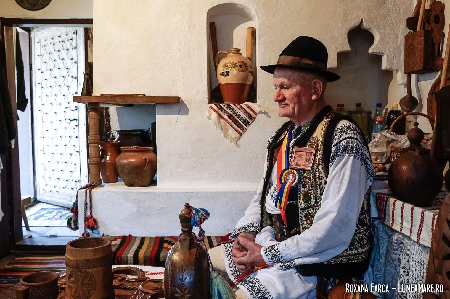 Vasile Găman, meșterul care a scris istoria în lemn