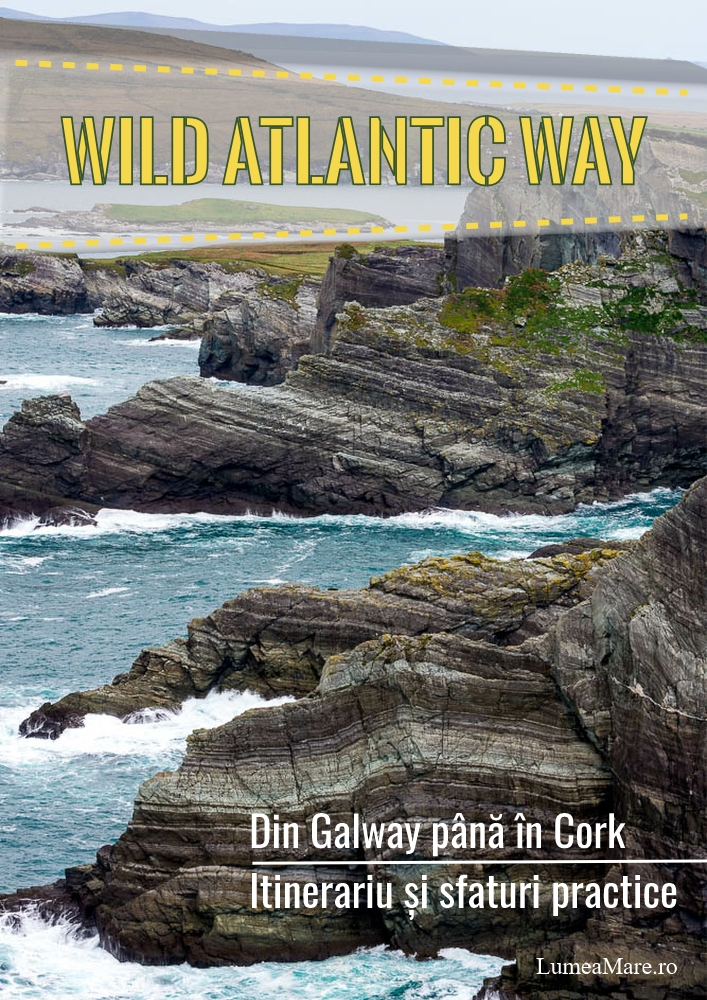 Ghid de călătorie Wild Atlantic Way