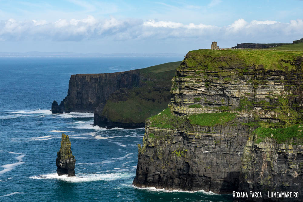 Wild Atlantic Way - Cliffes of Moher