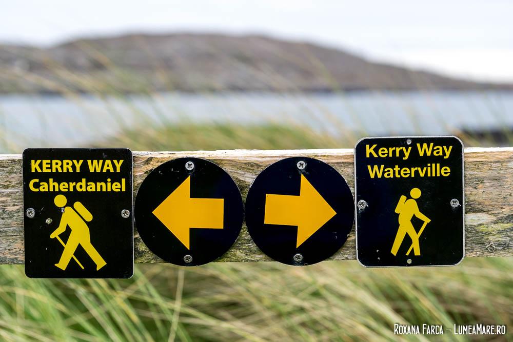 Wild Atlantic Way - locul ideal pentru plimbări lungi pe jos