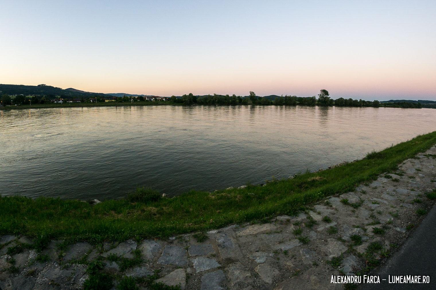 Dunărea la abus