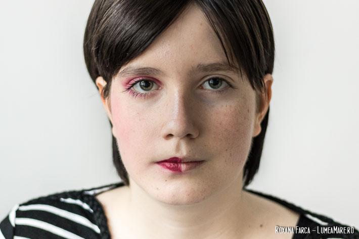 Portret adolescență