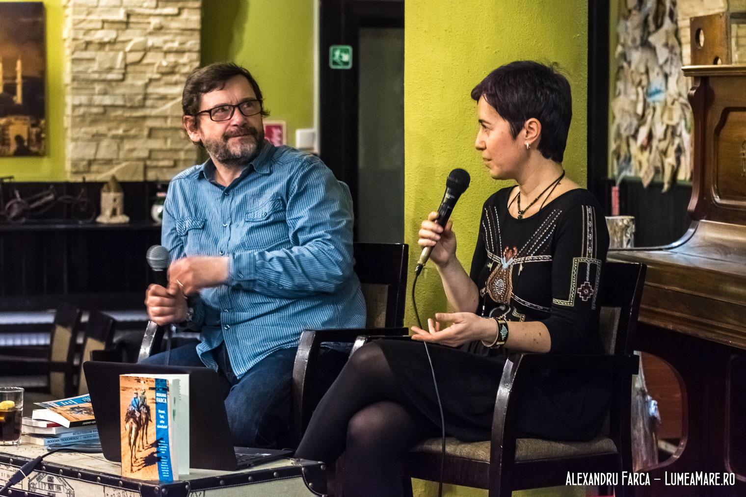 Roxana Farca și Bogdan Hrib