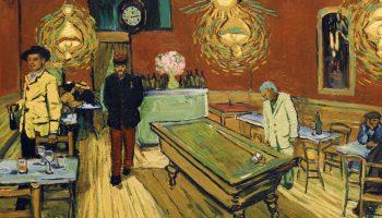 Cu drag, Vincent
