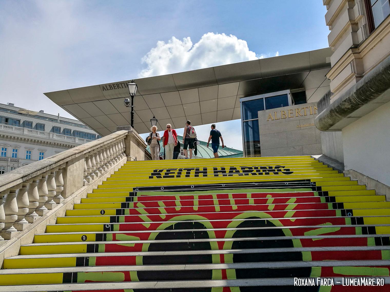 Albertina Keith Haring