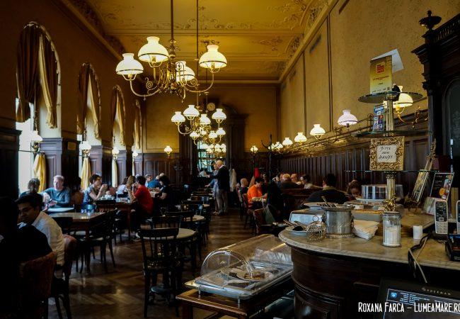 Cafenele istorice din Viena