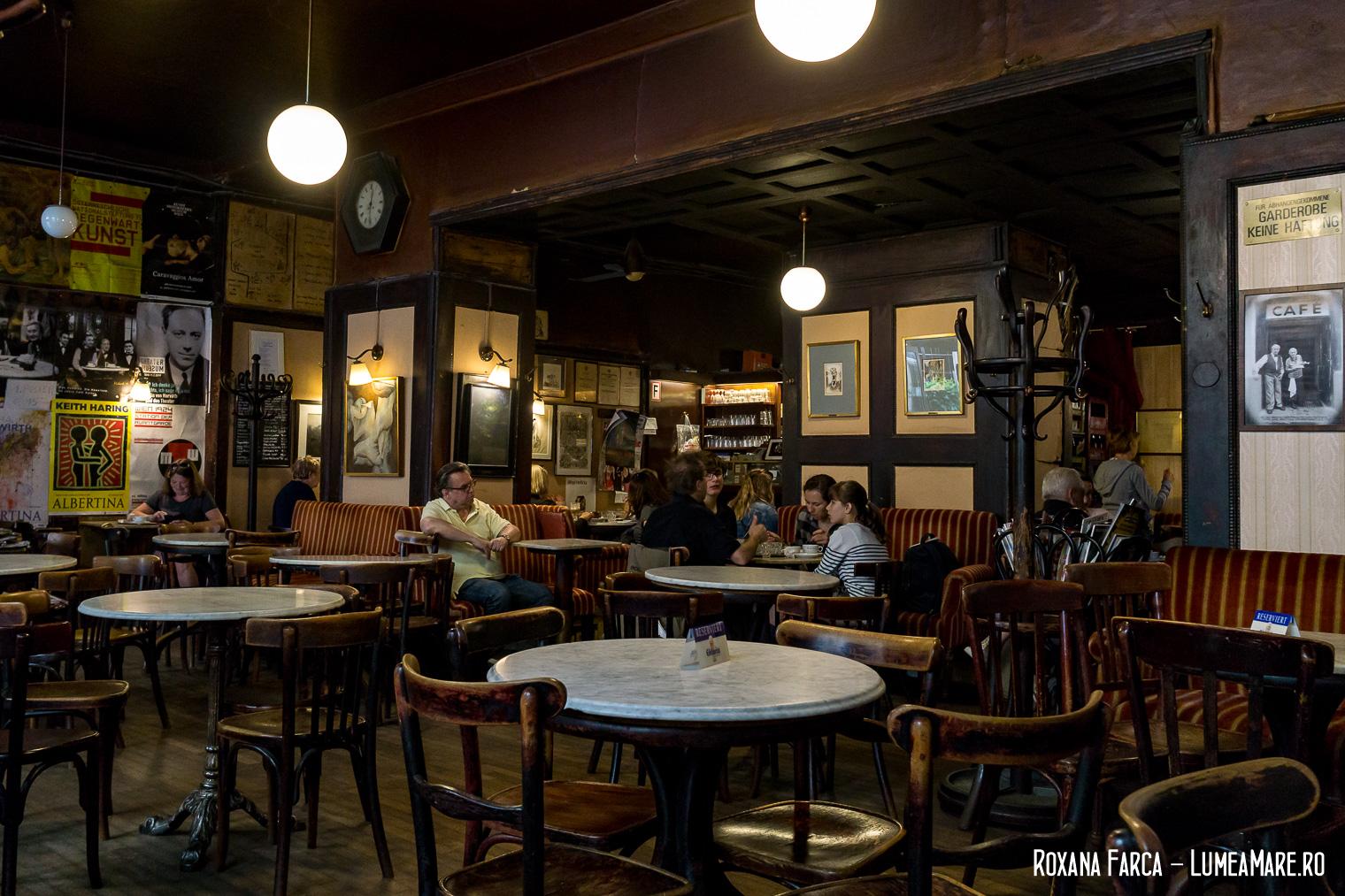 Cafe Leopold Hawelka Viena