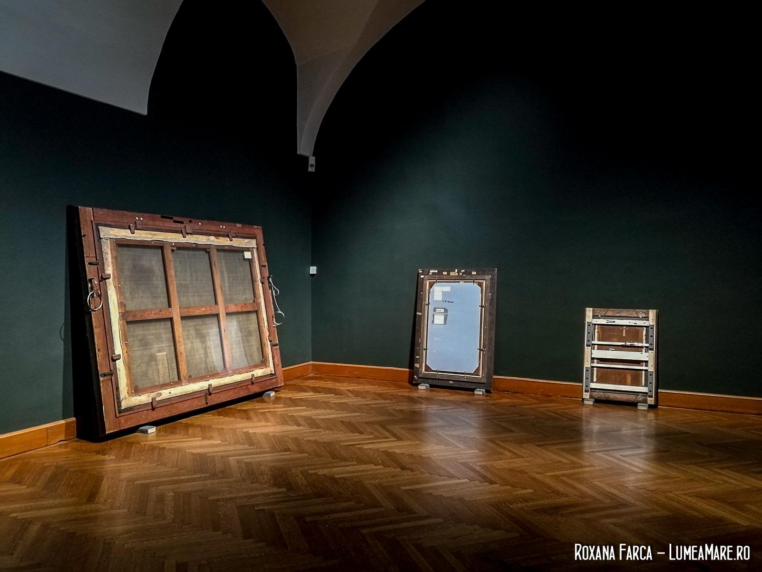 Verso - expoziție Belvedere