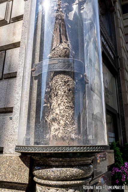 Copacul lacatusilor din centrul Vienei