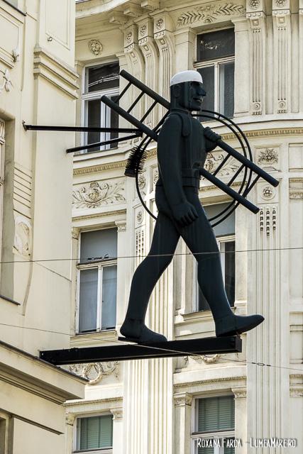 Coșarul din Viena