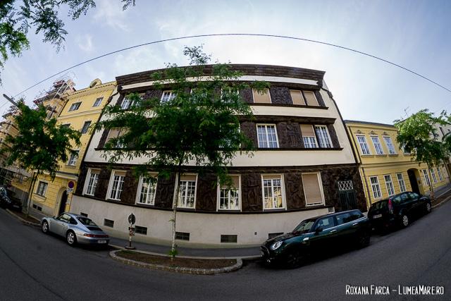 Lebkuchenhaus - Casa de turtă dulce sau Casa de ciocolată din Hietzing