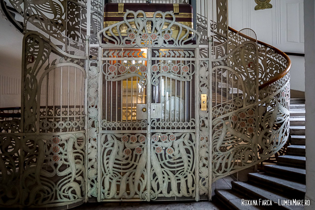 lift Otto Wagner